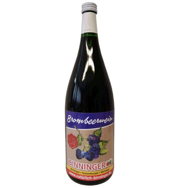 Brombeerwein