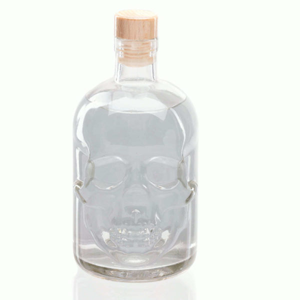 Gin Totenkopf Front
