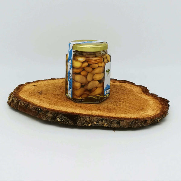 Honigge Nuss Mandel Seitenansicht