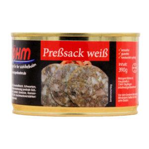 Pressack weiss 390gr