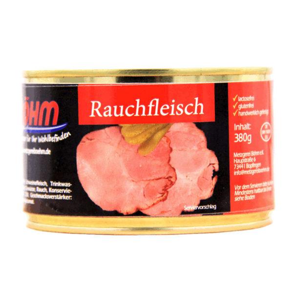 Rauchfleisch bearbeitet 380gr
