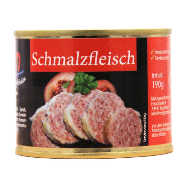 Schmalzfleisch 190gr