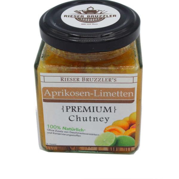 Aprikosen Limetten vornen