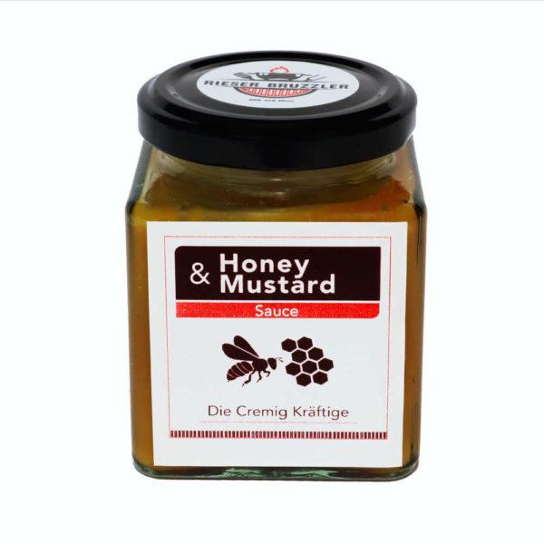 Honey Mustard vornen
