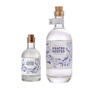 Krater Noster Dry Gin Varianten