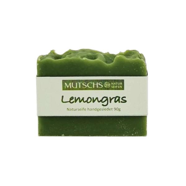 Mutsch Naturseifen Lemongras handgesiedet