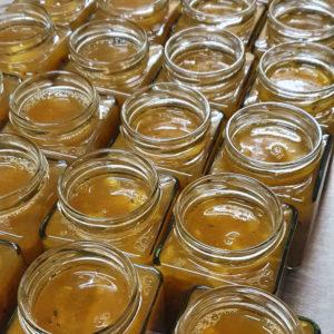 Saucen Regional hergestellt Rieser Bruzzler Ries