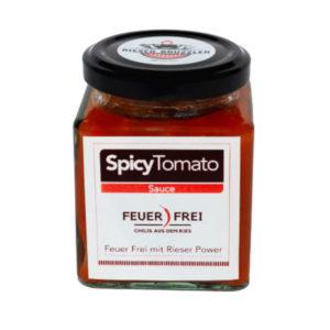 Spicy Tomato vornen