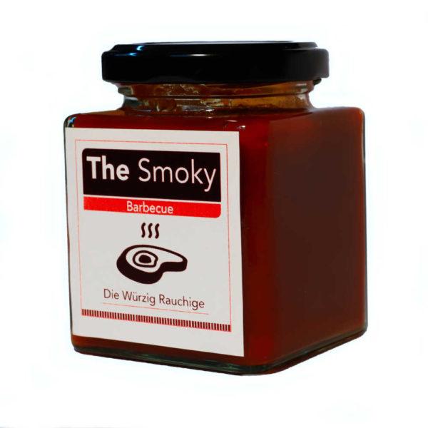The Smoky seitlich