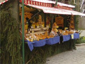 Weihnachtsmarkt Das suesse Leben