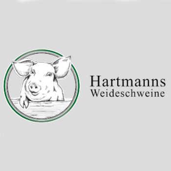 Logo Hartmanns Weideschweine
