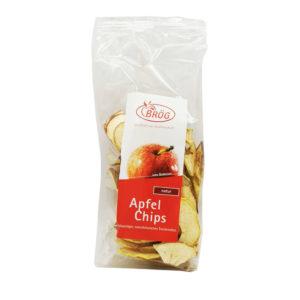 Manufaktur Broeg Trockenobst Apfel Chips naturi Lindau