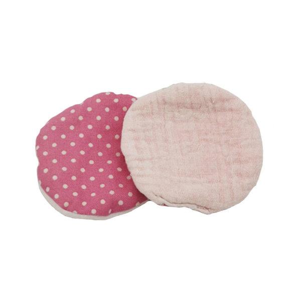 Waschbare Wattepads Anna Buechler pink