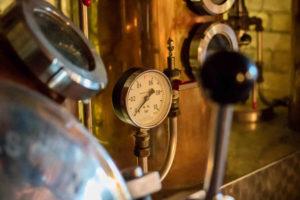 Brenner Stube Destille Nahaufnahme
