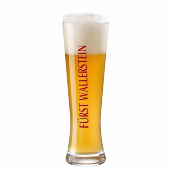 Fuersten Weissbier Original 033 im Glas