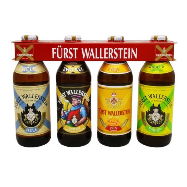 Furesten Wallerstein 4er Steige Bier gemischt Radler
