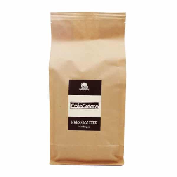 Kress Kaffee CafeCrema 1000 Gramm Packung