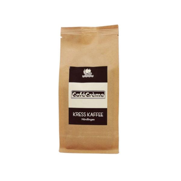Kress Kaffee CafeCrema 250 Gramm Packung