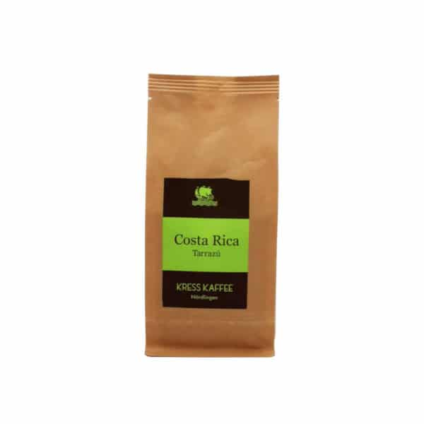 Kress Kaffee Costa Rica 250 Gramm Packung