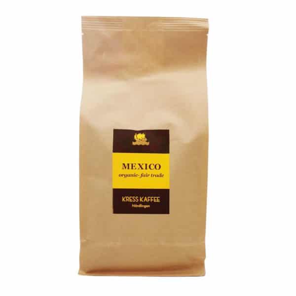 Kress Kaffee Mexico 1000 Gramm Packung