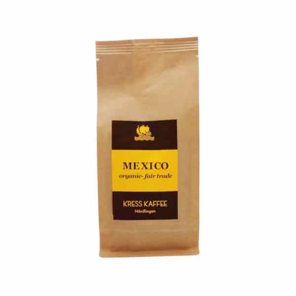 Kress Kaffee Mexico 250 Gramm Packung