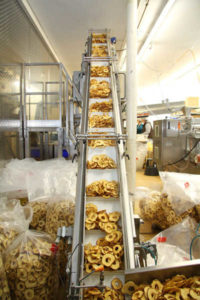 Broeg Trockenfruechte Produktion Apfelchips 1