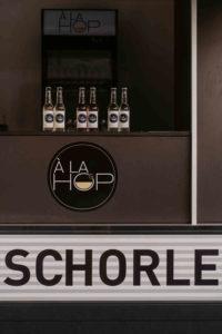 Alahop die Weinschorle Schorletruck 1