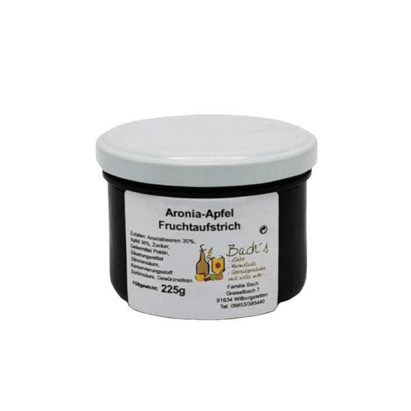 Bachs Hofladen Apfel Aronia Fruchtaufstrich