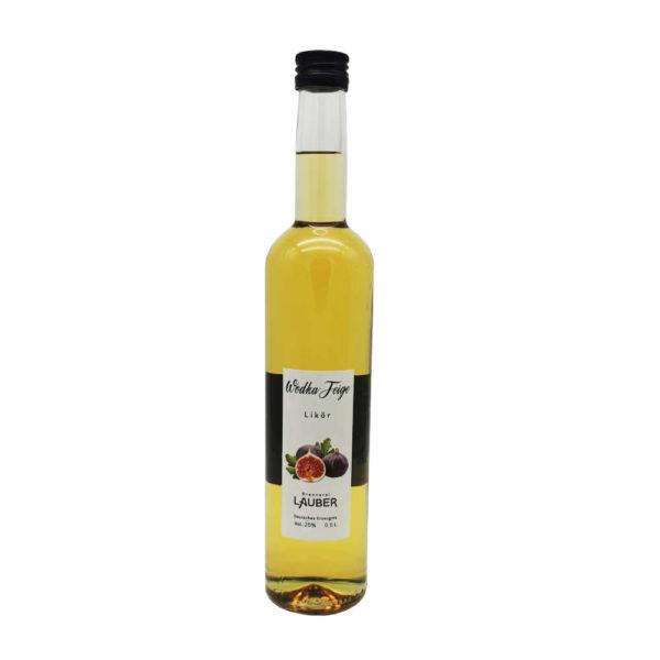 Brennerei Lauber Wodka Feige 050l
