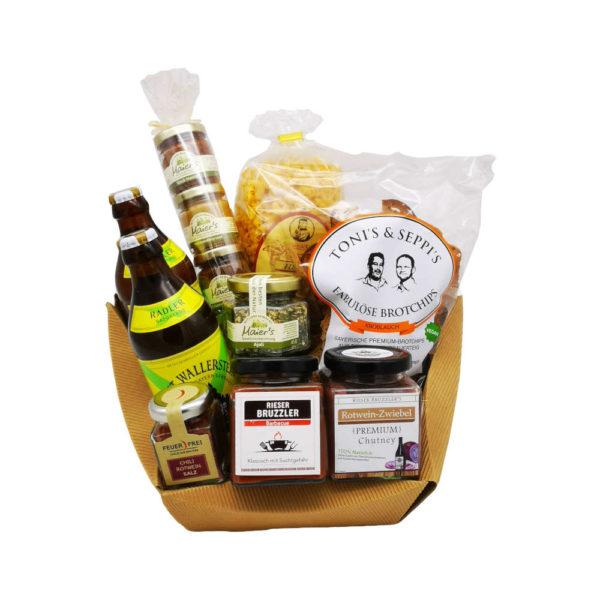 Regional Fair BBQ Paket 1 mit Alkohol