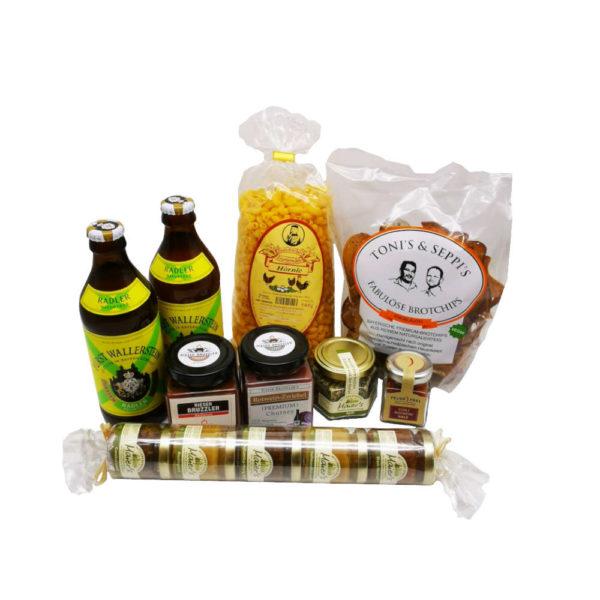 Regional Fair BBQ Paket 1 mit Alkohol ohne Korb