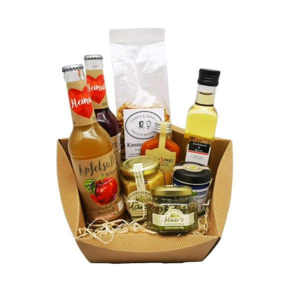 Regional Fair BBQ Paket 1 ohne Alkohol mit Korb