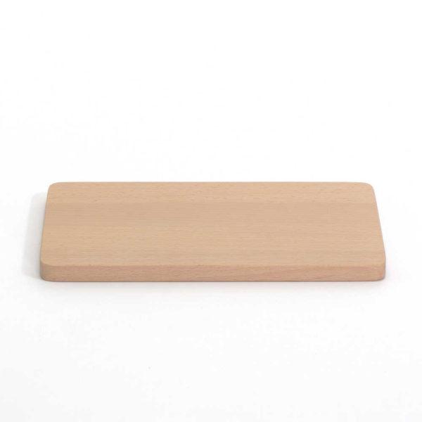 Holzbrettchen Buche quer Moll Holzdesign
