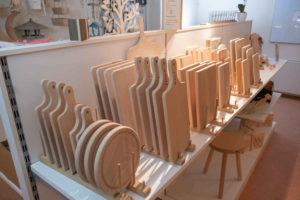 Moll Holzdesign Verkaufsraum 1