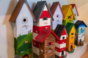 Moll Holzdesign Vogelhaus