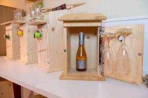 Moll Holzdesign naturholz zwitscherkasten