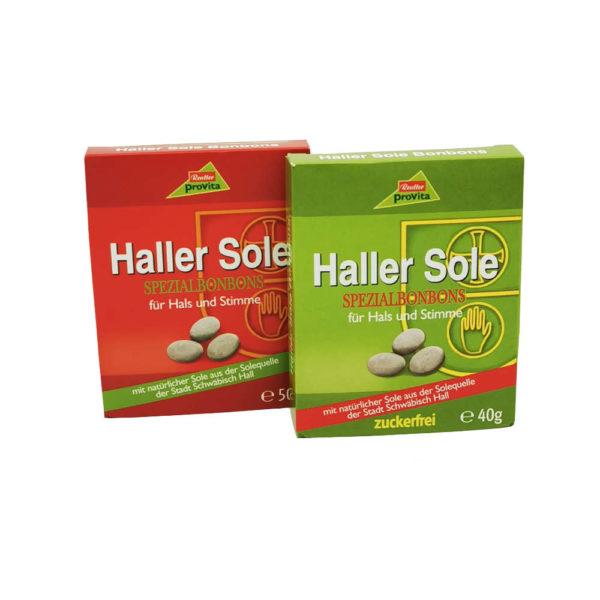 Kressberger Premium Haller Sole zusammen