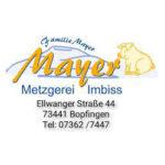 Metzgerei Mayer Logo