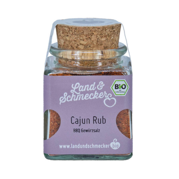 LandSchmecker Cajun Rub