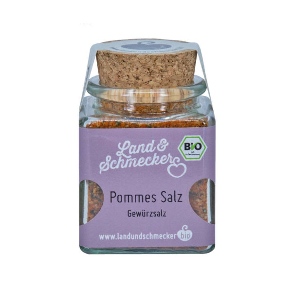 LandSchmecker Pommes Salz